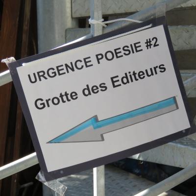 Urgence Poésie