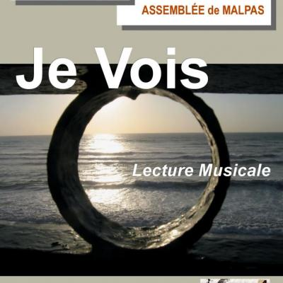"Lecture ""Je Vois"""