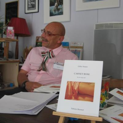 Lecture Gilles Simon